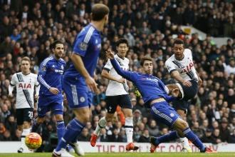 Mourinho bỏ rơi Costa, Chelsea hòa Tottenham