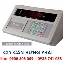 Đầu cân có máy in Yaohua XK3190-A9P - Cân điện tử Hưng Phát