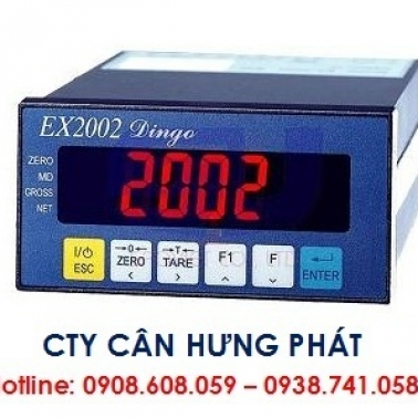 Đầu cân Excell EX2002 Dingo - Cân điện tử Hưng Phát