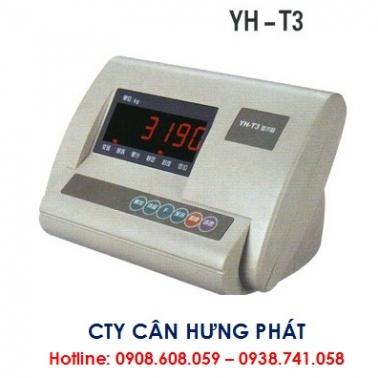 Đầu cân điện tử Yaohua YHT-3 - Cân điện tử Hưng Phát