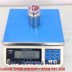 Cân điện tử VIBRA HAW30 30kg - Cân điện tử Hưng Phát