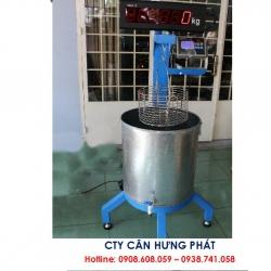Cân đo độ ẩm củ mì (sắn) - Cân điện tử Hưng Phát