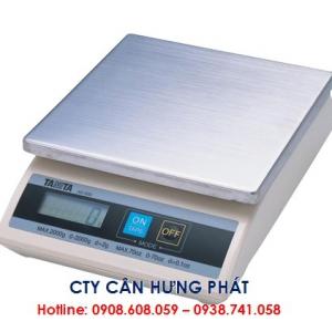 Cân điện tử TANITA KD-200 (1kgx1g) - Cân điện tử Hưng Phát