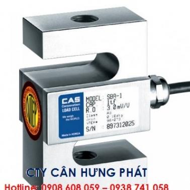 Loadcell CAS SBA 5 tấn - Cân điện tử Hưng Phát
