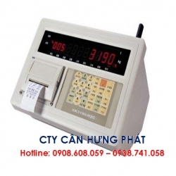 Đầu cân điện tử XK3190-H2C Wiless Yaohua Taiwan - Cân điện tử Hưng Phát