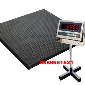 Cân sàn 1 tấn DIN 3