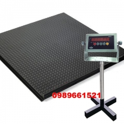 Cân sàn giá rẻ IDS 701 loại 1 tấn