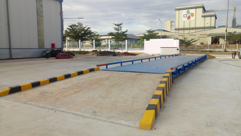 Cân điện tử Hưng Phát 100 tấn - ZEMIC- Cân Hưng Phát (Ảnh 3)